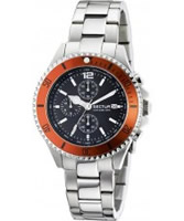 Buy Sector Mens 230 Range Chronograph Stainless Steel Watch online