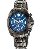Buy Sector Mens 600 Chronograph Gunmetal Watch online