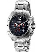 Buy Sector Mens 600 Chronograph Steel Bracelet Watch online