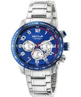 Buy Sector Mens 850 Range Gift Set Chronograph Watch online