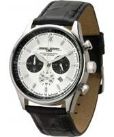 Buy Jorg Gray Mens Chronograph White Black Watch online