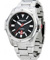 Buy Jorg Gray Mens Silver Black Watch online