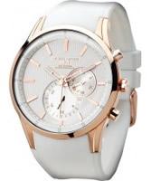 Buy Jorg Gray Mens White Multifunction Watch online