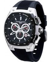 Buy Jorg Gray Mens Chronograph Black Watch online