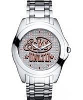 Buy Marc Ecko Mens Encore All Silver Watch online