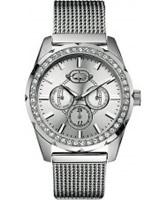 Buy Marc Ecko Mens Super Mesh Silver Watch online