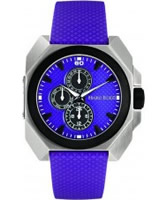 Buy Marc Ecko Mens Pastime Blue Watch online