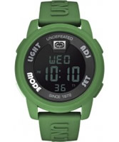Buy UNLTD by Marc Ecko Mens The 20-20 Green Digital Watch online