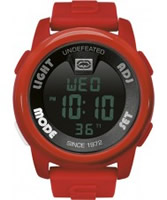 Buy UNLTD by Marc Ecko Mens The 20-20 Red Digital Watch online