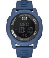 Buy UNLTD by Marc Ecko Mens The 20-20 Navy Digital Watch online