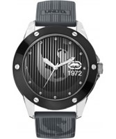 Buy UNLTD by Marc Ecko Mens The Tran Grey Watch online