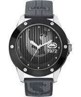 Buy UNLTD by Marc Ecko Mens The Tran Grey Watch online