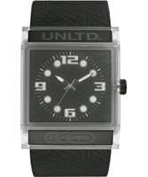 Buy UNLTD by Marc Ecko The Zero G Black Watch online