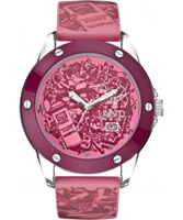 Buy UNLTD by Marc Ecko Ladies The Tran Erms Watch online