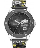 Buy UNLTD by Marc Ecko Mens The Tran 123Klan Watch online