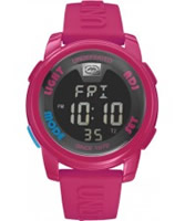 Buy UNLTD by Marc Ecko Mens The 20-20 Fuchsia Digital Watch online