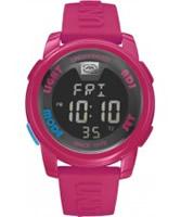 Buy UNLTD by Marc Ecko Mens The 20-20 Fuchsia Digital Watch online