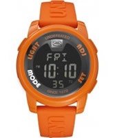 Buy UNLTD by Marc Ecko Mens The 20-20 Orange Digital Watch online
