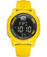 Buy UNLTD by Marc Ecko The 20-20 Yellow Digital Watch online
