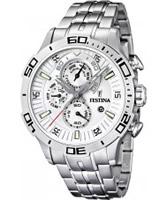 Buy Festina Mens Chronograph Bracelet Watch online