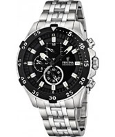 Buy Festina Mens Chrono Bracelet Watch online