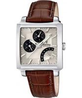 Buy Festina Mens Retrograde Multi-Function Watch online