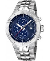 Buy Festina Mens Blue 2013 Tour of Britain Chrono Watch online
