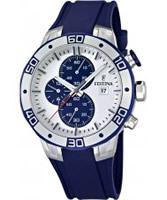 Buy Festina Mens Blue 2013 Tour of Britain Chrono Watch online