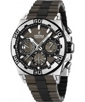 Buy Festina Mens Brown and Black 2013 Chrono Bike Watch online