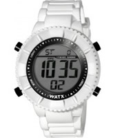 Buy WATX Black and White Milk Jumbo Digital Watch online