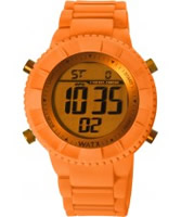 Buy WATX Orange Vitamina Jumbo Digital Watch online