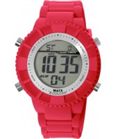 Buy WATX Red Neon Baywatch Original Digital Watch online