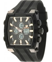 Buy Marea Mens Chronograph Analogue-Digital Watch online