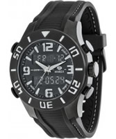 Buy Marea Mens Chronograph Black Watch online