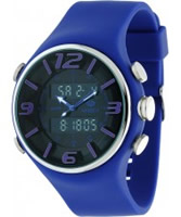 Buy Marea Mens Chronograph Blue Watch online