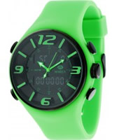Buy Marea Mens Chronograph Green Watch online