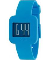 Buy Marea Nineteen Blue Silicone Strap Watch online
