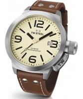 Buy TW Steel Canteen Brown Watch online
