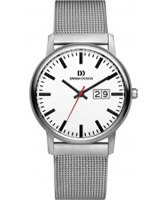 Buy Danish Design Mens Traditional European Travelling Steel Watch online