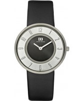 Buy Danish Design Ladies Two Tone Dial Leather Watch online