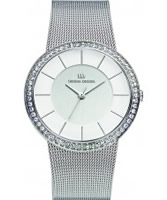 Buy Danish Design Ladies Stone Set Mesh Watch online