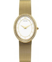 Buy Danish Design Ladies Elegant Gold Mesh Watch online