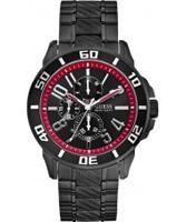 Buy Guess Mens RACER Multi Function Watch online