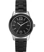Buy Guess Ladies BUBBLES Black Watch online
