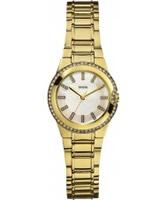 Buy Guess Ladies MINI MOONBEAM Gold Tone Watch online