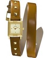 Buy Guess N ROLL Brown Watch online