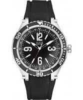 Buy Guess Mens MARATHON Black Watch online