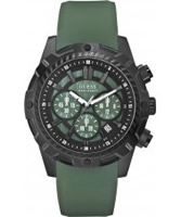 Buy Guess Mens HARDWARE Chronograph Watch online